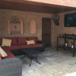 Stellmann Electrical Poolside Cabana